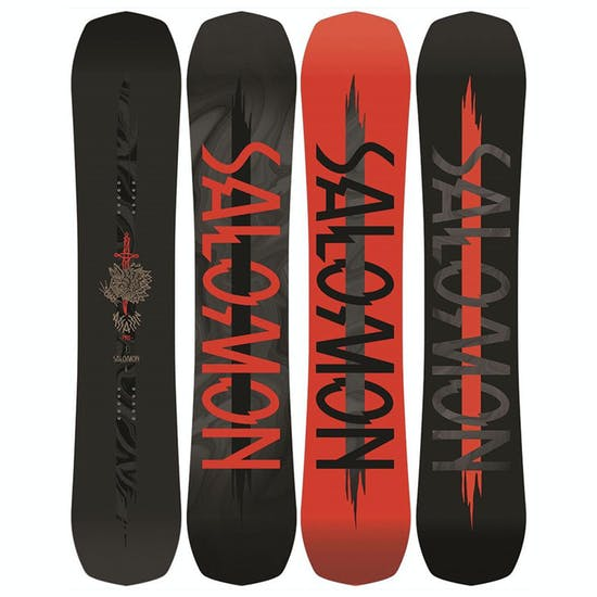Snowboard Salomon Assassin Pro