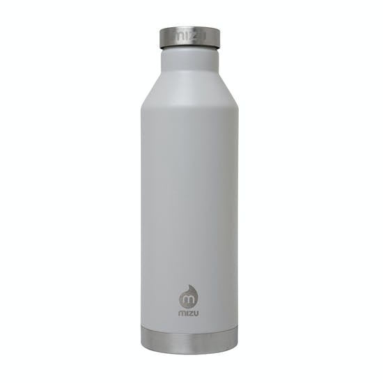 Mizu V8 w Steel Cap Flask
