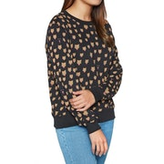 Volcom Sound Check Womens Fleece