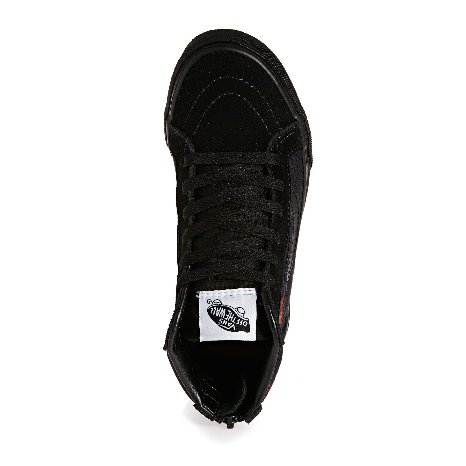 Vans Sk8 Hi Zip Kinderen Schoenen beschikbaar bij Surfdome