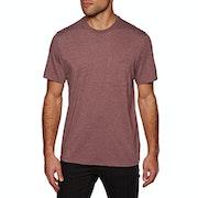 T-Shirt a Manica Corta Element Basic Pocket Crew