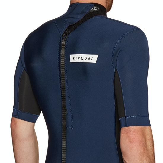 Rip Curl Aggrolite 2mm Back Zip Shorty Mens Wetsuit
