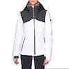 Roxy Flicker Womens Snow Jacket - Bright White
