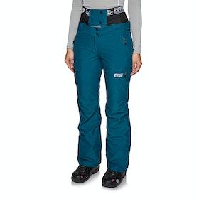 Pantalón de snowboard Mujer Picture Organic Treva - Petrol Blue