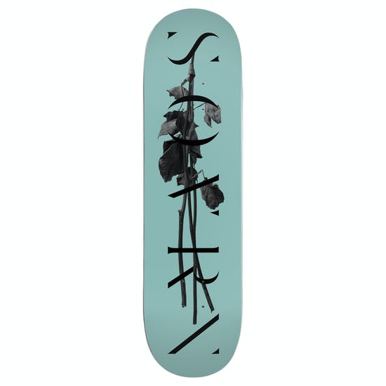 SOVRN Logo One 8.0 Inch Skateboard Deck