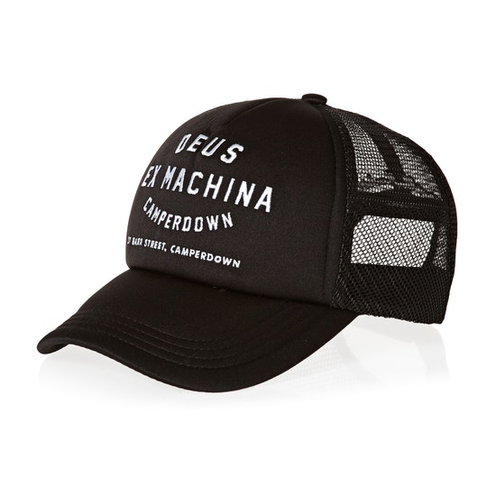 Deus Ex Machina Camperdown Address Trucker Mens Cap