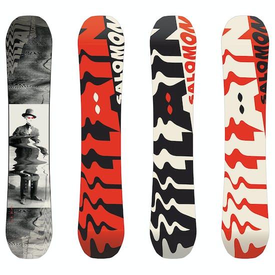 Snowboard Salomon The Villain