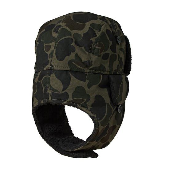 New Era Camo Trapper NE MNC Hat