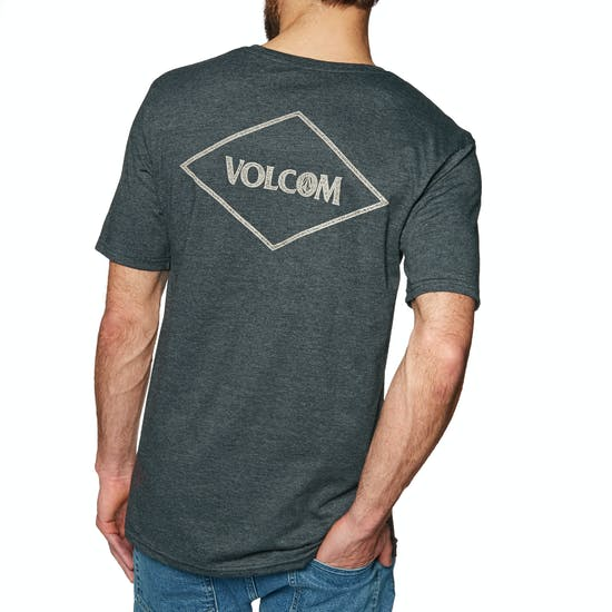 Volcom Center Heather Short Sleeve T-Shirt