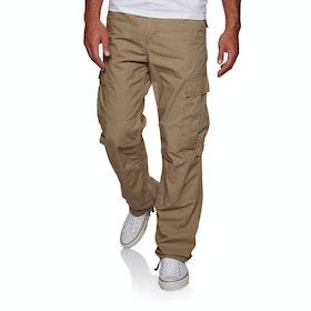 Pantalon Cargo Carhartt Regular - Leather Rinsed