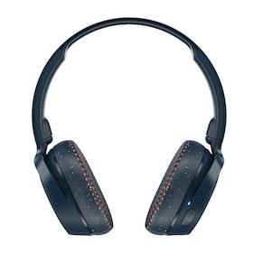 SkullCandy Riff Wireless Headphones - Blue Speckle Sunset