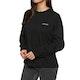 Carhartt Script Embroidery Womens Long Sleeve T-Shirt