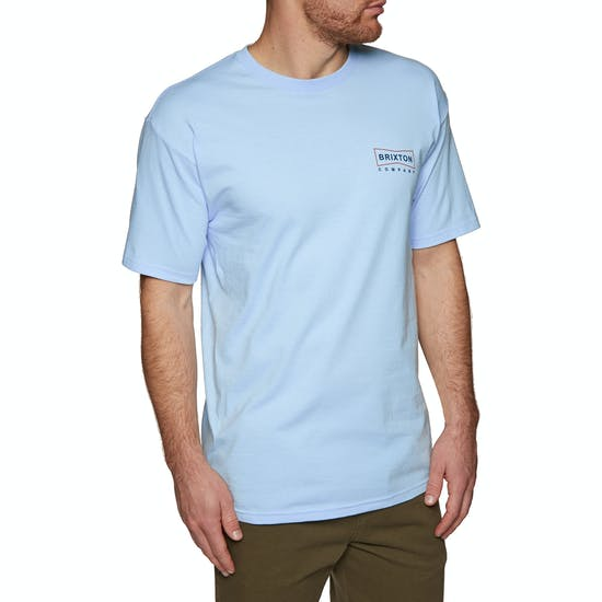 Brixton Wedge Standard Kurzarm-T-Shirt