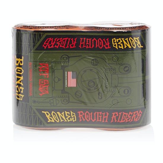 Bones Rough Riders Tank Atf 59 Mm Skateboard Wheel