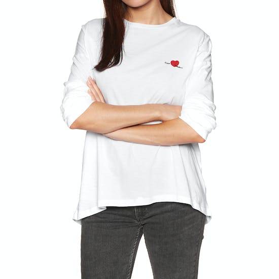 hot sale online first rate lowest price Carhartt Ann Heart Womens Long Sleeve T-Shirt | Free ...