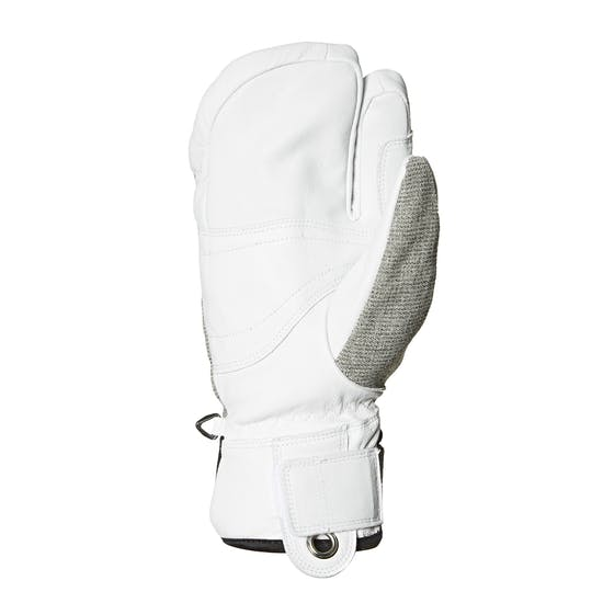 Hestra Army Leather Patrol 3 Finger Snow Gloves