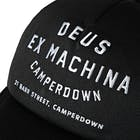 Deus Ex Machina Camperdown Address Trucker Mens Cap