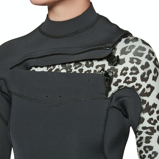 Billabong Furnace Carbon Comp 5/4mm 2019 Chest Zip Wetsuit