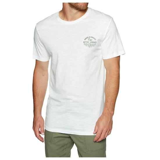 Rhythm Down Short Sleeve T-Shirt