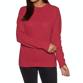 Knits Mujer SWELL Fox - Red