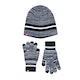 Gift Set New Balance Hat and Glove