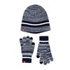 Gift Set New Balance Hat and Glove - Blue