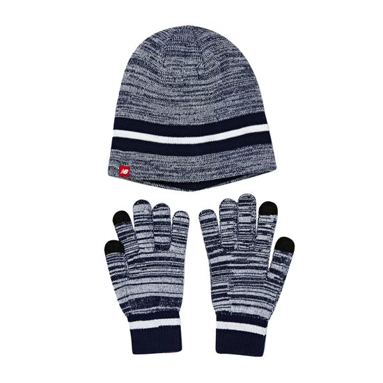 Gift Set New Balance Hat and Glove