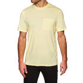 Element Basic Pocket Crew Short Sleeve T-Shirt - Popcorn