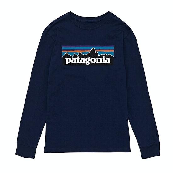 Patagonia Graphic Organic Langærmet t-shirt