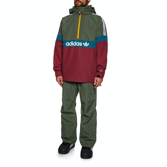 biggest discount new concept classic fit Adidas Snowboarding BB Snowbreaker Snow Jacket available ...