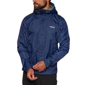 Giacca Rab Downpour Packable - Twilight