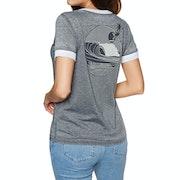 T-Shirt à Manche Courte Rip Curl Backside