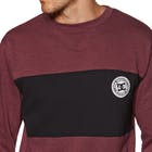 DC Rebel Crew Block Sweater