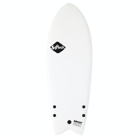 Softech Rocket Fish FCS II Twin Surfboard