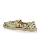 Sanuk Donna Blanket Ladies Slip On Trainers