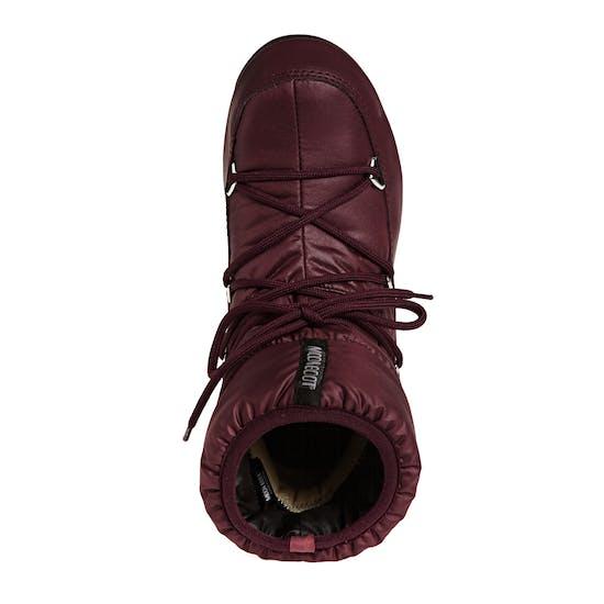 Moon Boot Low Nylon WP Womens Boots