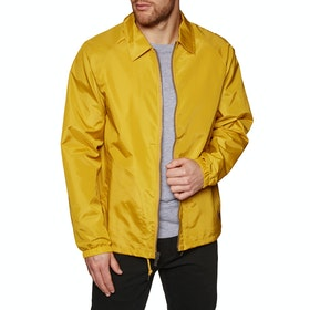 Brixton Claxton Collar Jacket - Nugget Gold