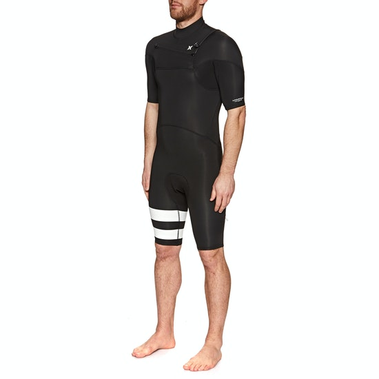 Hurley Advantage Plus 2mm Chest Zip Shorty Wetsuit