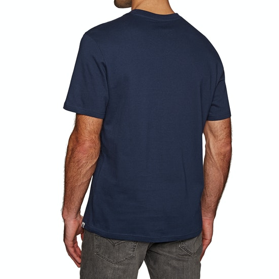 T-Shirt à Manche Courte Element Basic Pocket Crew