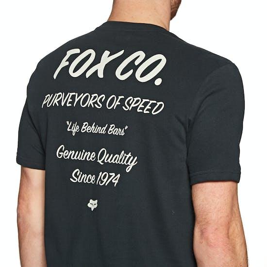 Camiseta de manga corta Fox Racing Resin Airline