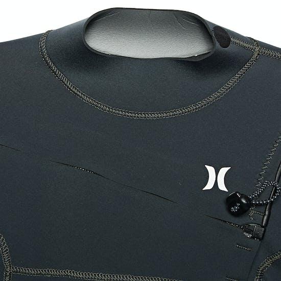 Hurley Advantage Plus 2mm 2019 Chest Zip Short Sleeve Mens Wetsuit