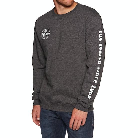 Rip Curl Iconic Crew Fleece Sweater