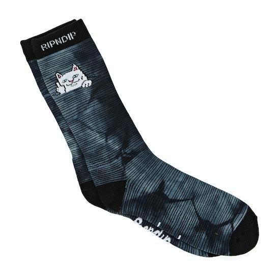 Rip N Dip Peeking Nerm Socks
