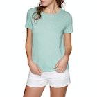 Roxy Red Sunset B Ladies Short Sleeve T-Shirt