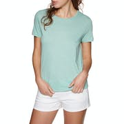 Roxy Red Sunset B Ladies Short Sleeve T-Shirt