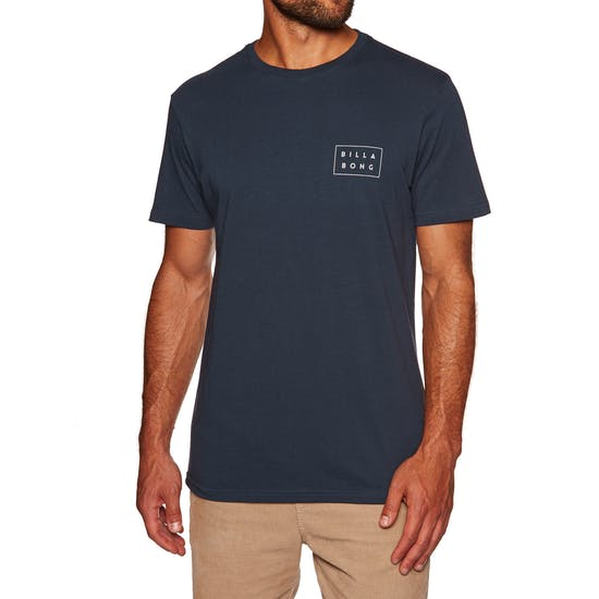 Billabong Die Cut Theme Short Sleeve T-Shirt