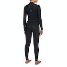 O'Neill Womens Hyperfreak 5/4mm Chest Zip Wetsuit