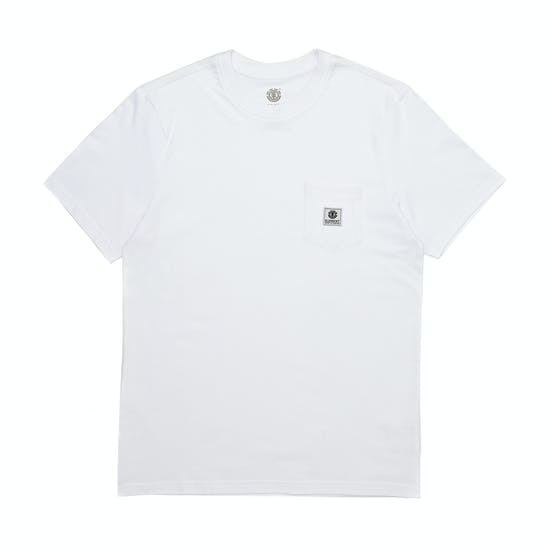 Element Basic Pocket Label S Short Sleeve T-Shirt