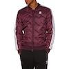Veste Adidas Originals Sst Quilted - Maroon