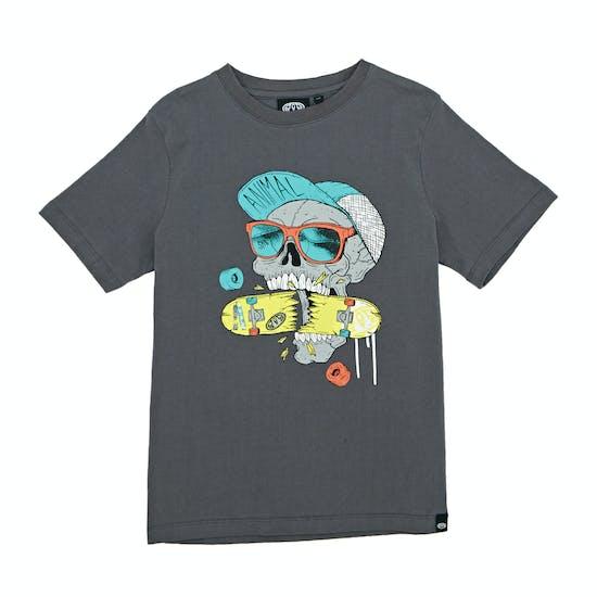 Animal Snapper Boys Short Sleeve T-Shirt